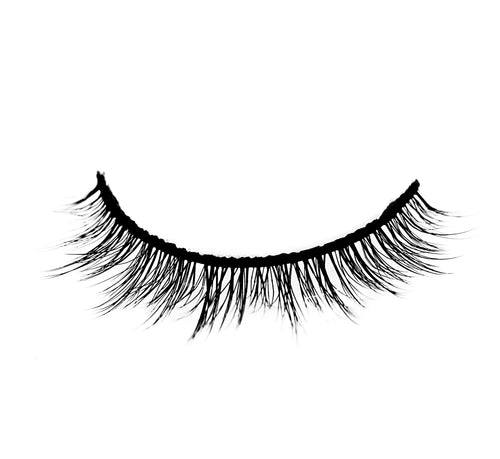 Raspberry Macaroon Silk Eyelashes - Women's Beautiful Lashes