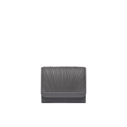 Grace Han Ballet Lesson Coin Purse in Gull Grey