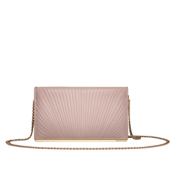 Ballet Lesson Small Clutch Bag Rose Smoke