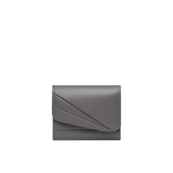 Grace Han Butterfly Coin Purse in Gull Grey