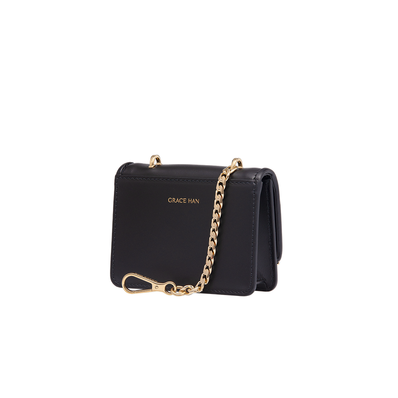 Ballet Lesson Micro Bag Black