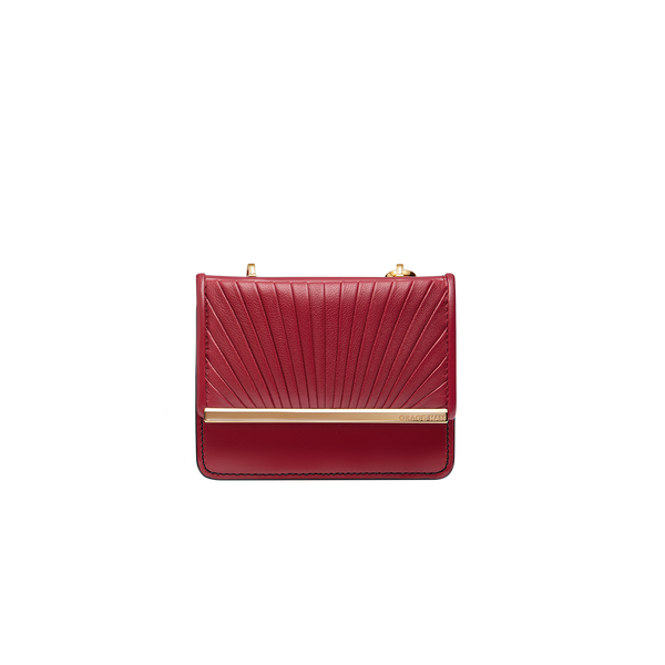 Ballet Lesson Micro Bag Red