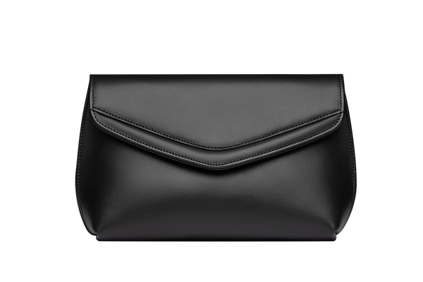 Love Letter Large Pouch Black