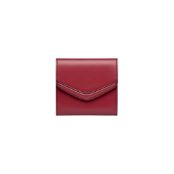 Love Letter Short Wallet Red