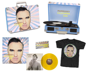 Morrissey California Son - Ultimate M Box Bundle (UK/EU ONLY)