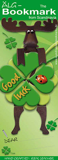 07-02 Älg - Good Luck Shamrock