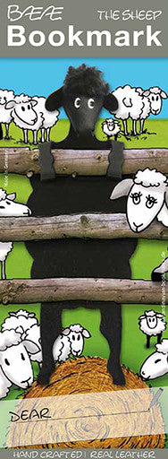 12-02 Baeae - Black Sheep at fence