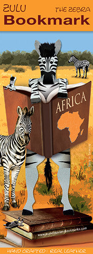 15-01 Zulu - Zebra reading book