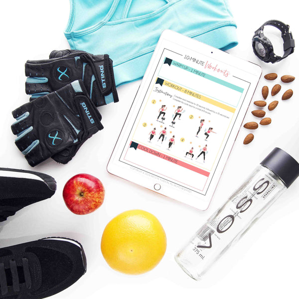 Health & Fitness Planner - Classic
