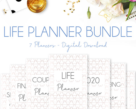 Planner Bundle - Geometric