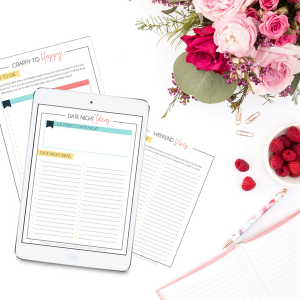 Having a successful relationship takes good communication and intention for your relationship to succeed - so why not use a relationship planner to help make it happen. #relationshipgoals #marriagegoals #marriageplanner #successfulmarriage #happymarriage