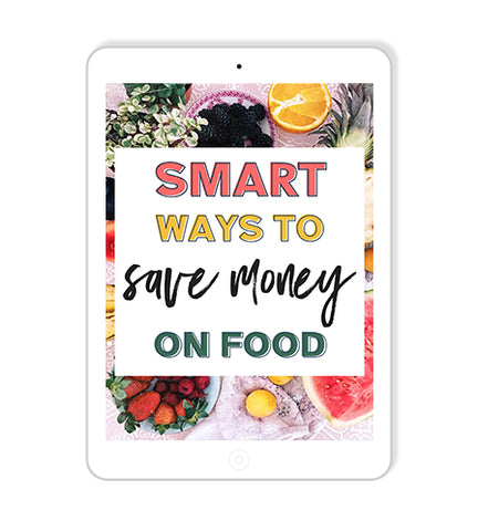 Smart Ways To Save Money On Food