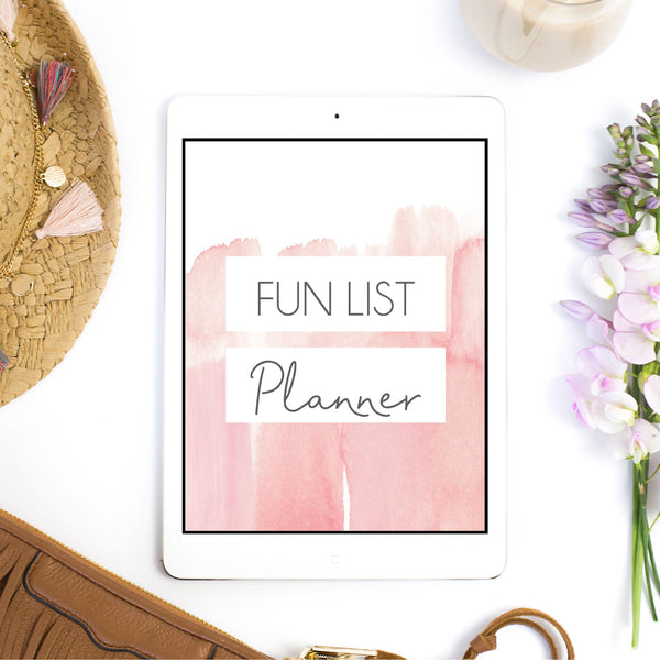 Planner Bundle - Watercolour