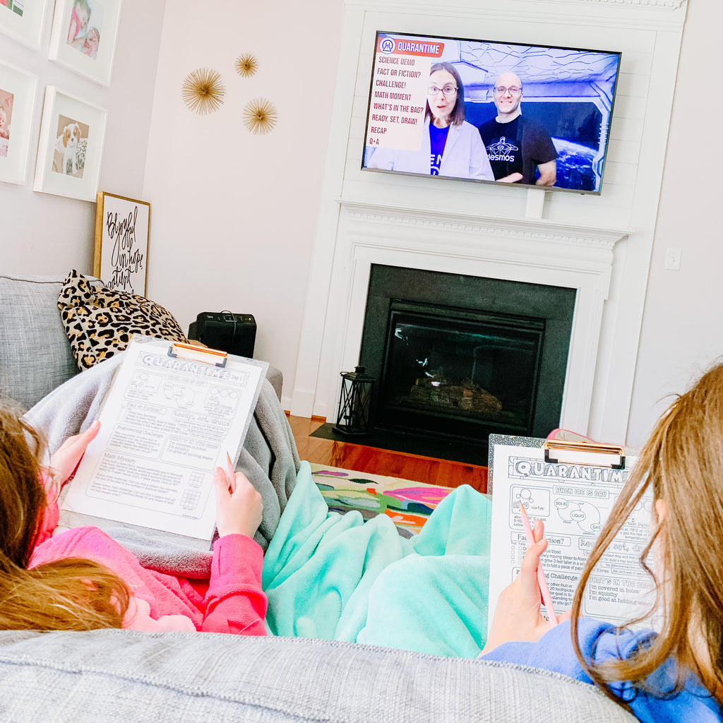 Homeschooling In Difficult Times