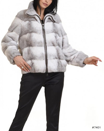 Therese · Mink Jacket