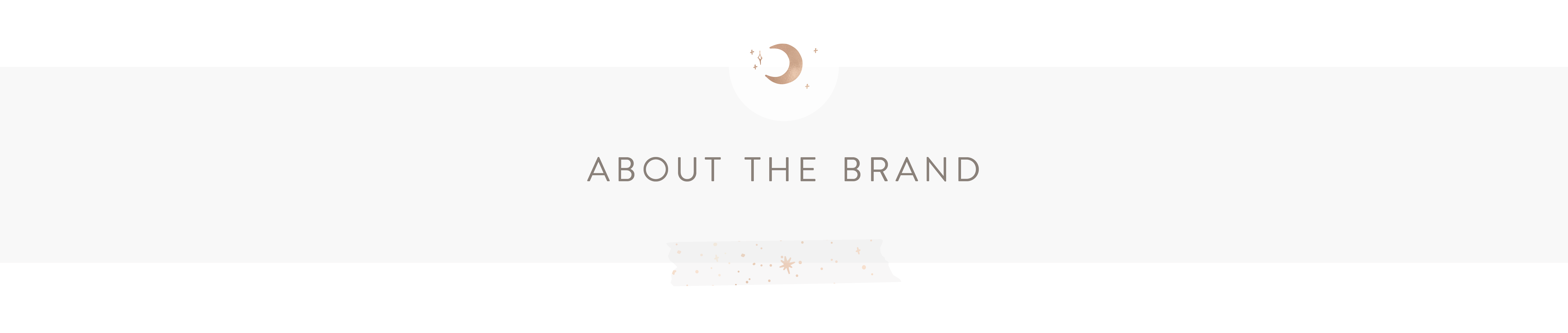 About the Brand By the Moon - Inspiration Cards & Displays