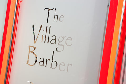 Village Barber Shaving Products