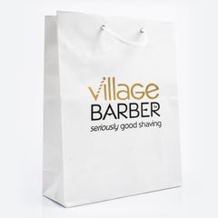 Premium Shaving Oil & Balm Gift Set - Village Barber Shaving Oil & Balm