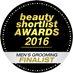 Beauty Shortlist Awards 2016 Oil