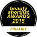 Beauty Shortlist Awards 2015