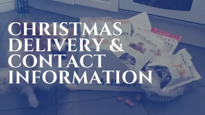 Christmas Delivery & Contact Information