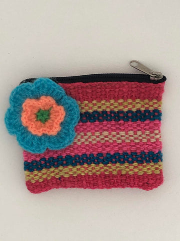 Peruvian coin purse