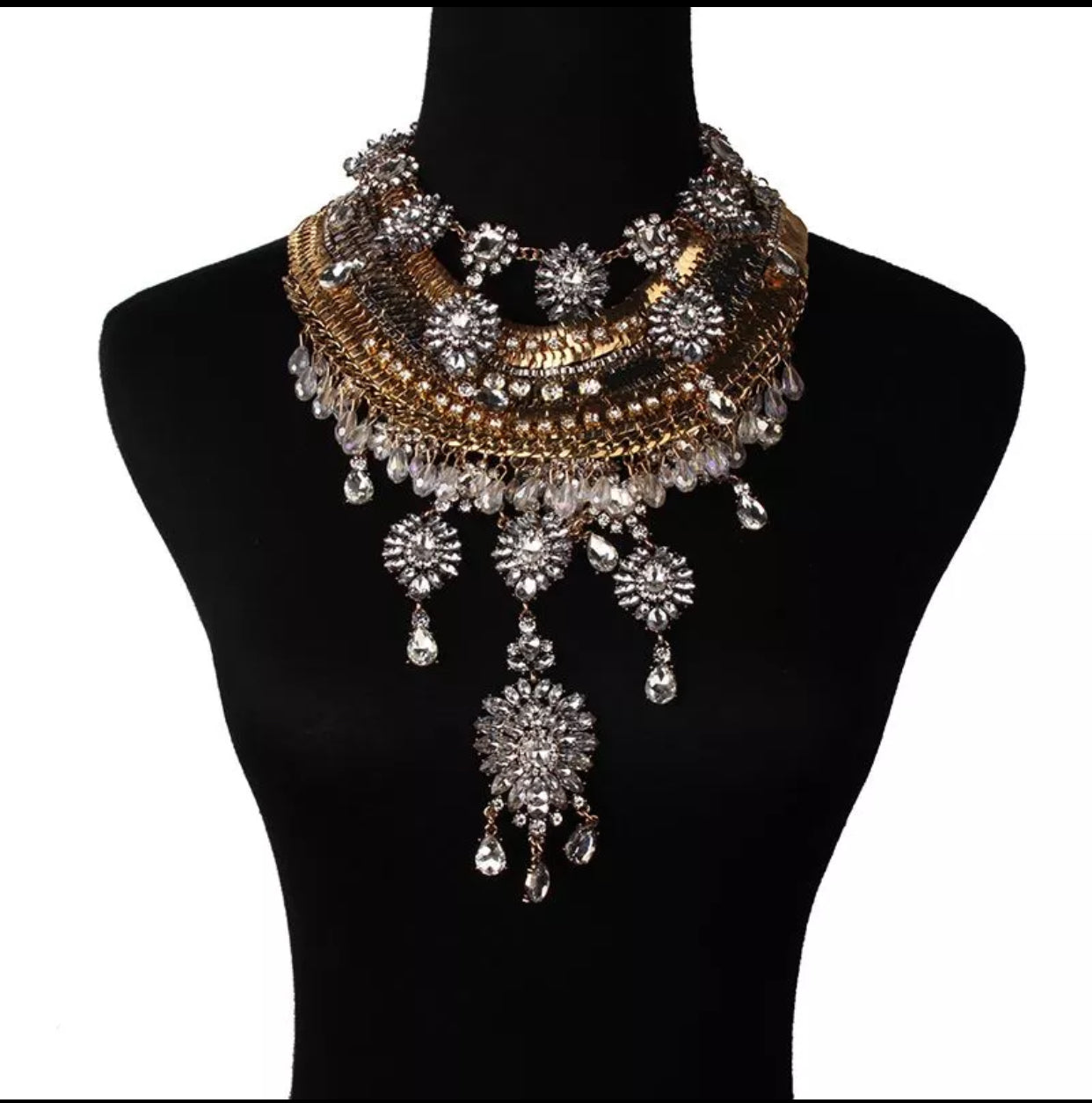First Lady Statement Necklace