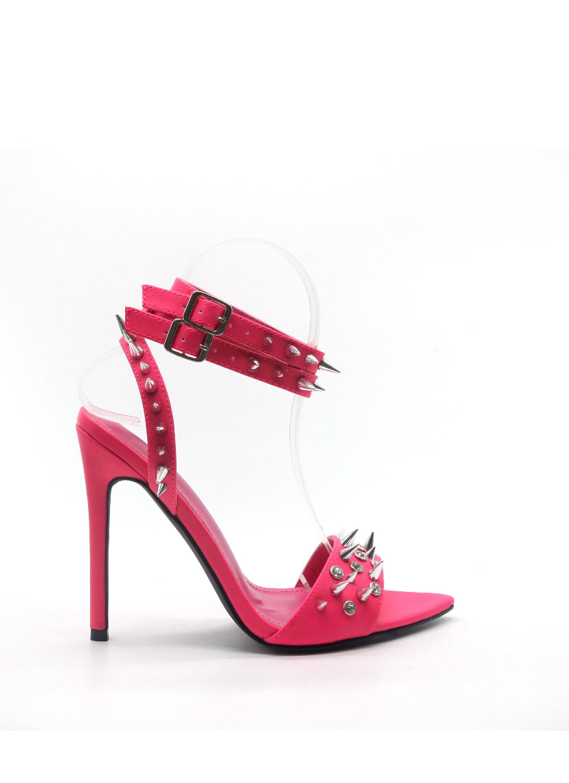Insane Spiked Heels (Size up)