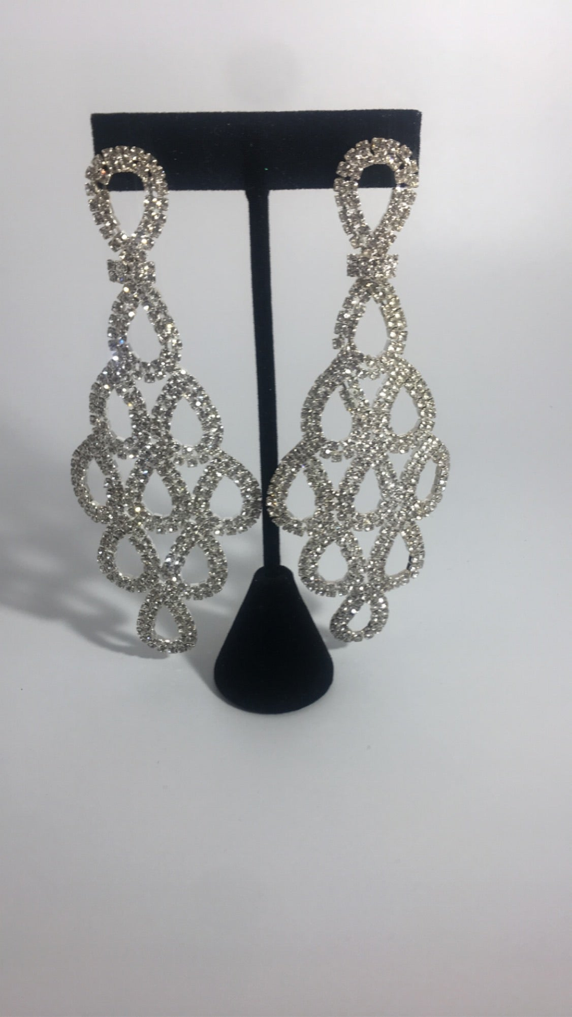 Diamond Drip earrings
