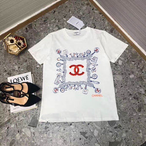 Chl T-shirt White