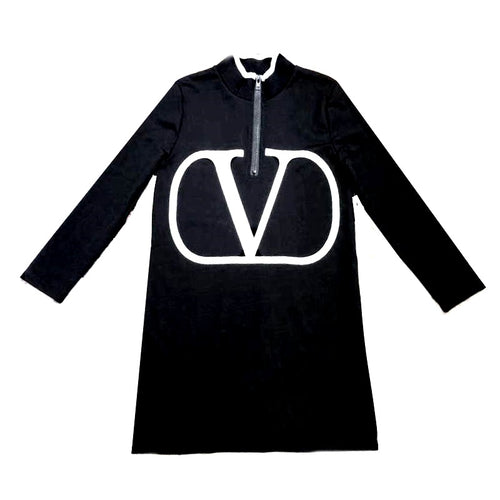 Valentino Dress Sportswear Black