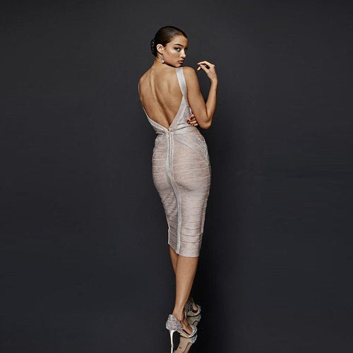 Leger Body con Dress