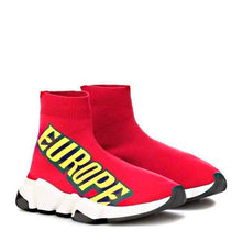 Load image into Gallery viewer, Balenciaga Speed Trainer Sneakers Red Europe