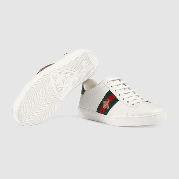 G Sneakers Ace Bee  White