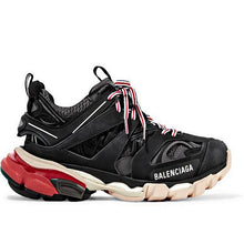 Load image into Gallery viewer, Balenciaga Track Trainers Sneakers  Black Red BB