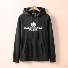Load image into Gallery viewer, Balenciaga  Hoodie Sweater Black