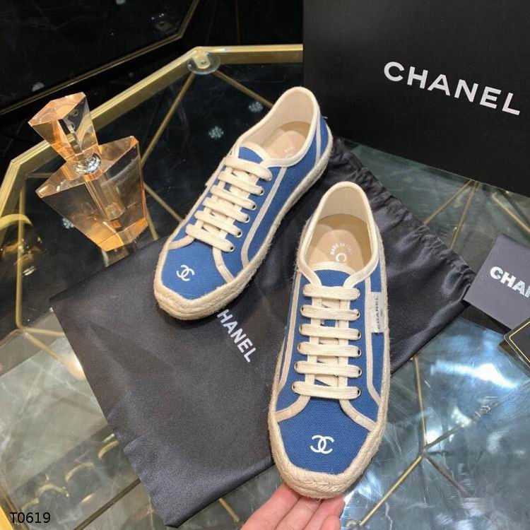 Chl Sneakers Blue Shoes