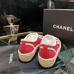 Chl Sneakers Red Shoes