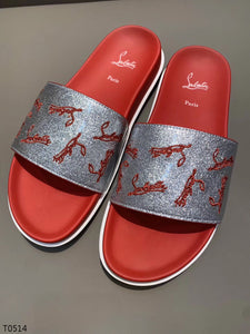 Louboutin Slippers