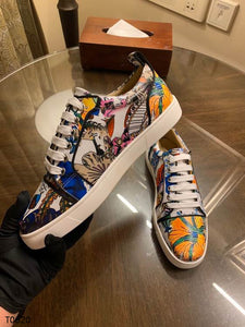 Louboutin Sneakers Shoes