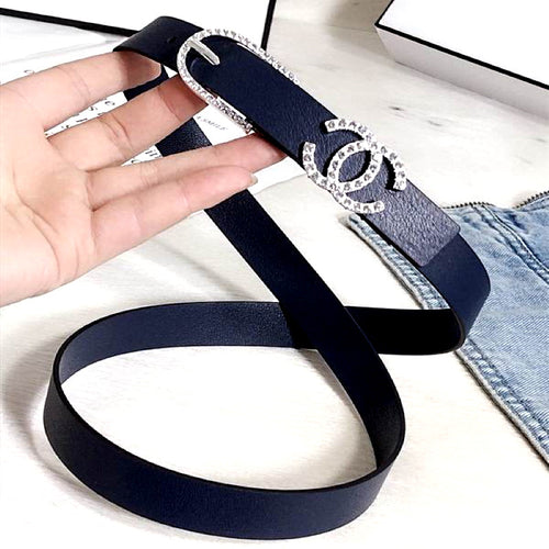 Chl Leather Belt