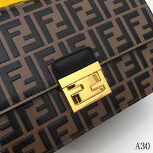 Load image into Gallery viewer, Fendi Leather Bag 4 Colors