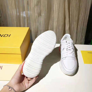 Fendi  Trainer Sneakers  White 3D