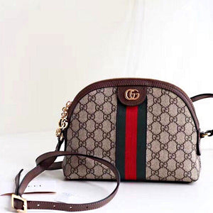 G Ophidia  Leather  Bag Purse A