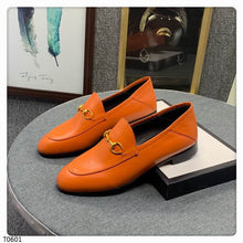 Load image into Gallery viewer, G Shoes Mans Orange