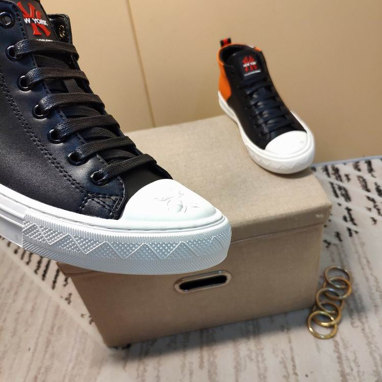 G Sneakers High Black