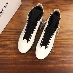 Givenchy Sneakers High Boots White