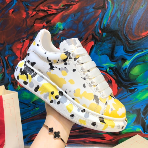Mcqueen Sneakers Yellow