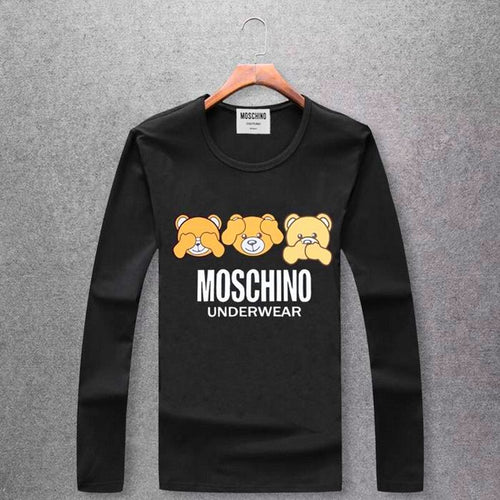 Moschino T shirt Long Sleeve 2 colors