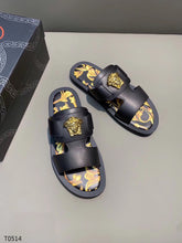 Load image into Gallery viewer, Versace Slippers Slip On